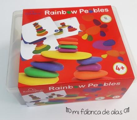 RAINBOW PEBBLES 1