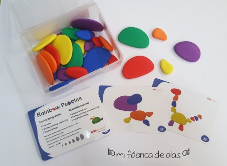 RAINBOW PEBBLES 2