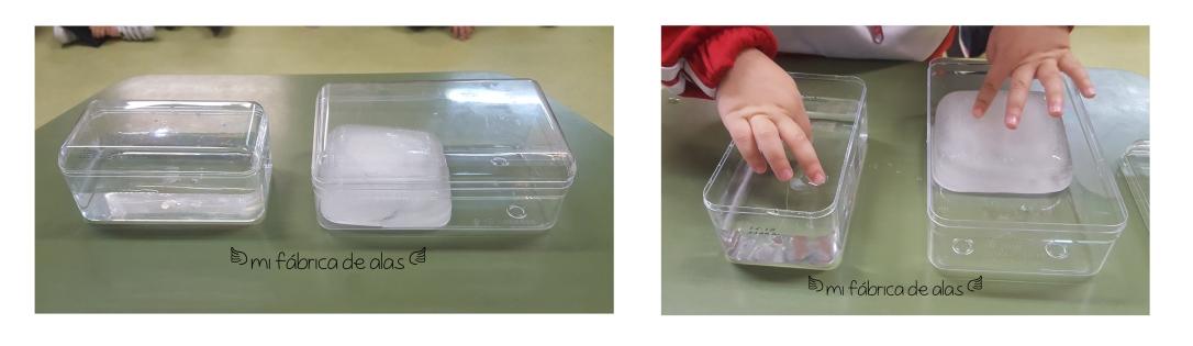 asamblea agua y hielo